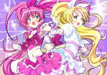 Wallpaper/fond d'écran Suite Precure / Suite Precure (Animes)