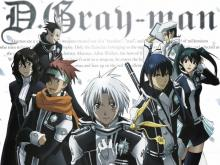 Wallpaper/fond d'écran D. Gray-Man / D. Gray-Man (Animes)