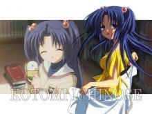 Wallpaper/fond d'écran Clannad / Clannad (Animes)