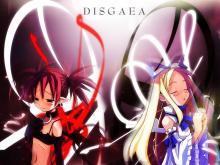 Wallpaper/fond d'écran Makai Senki Disgaea / Makai Senki Disgaea (Animes)