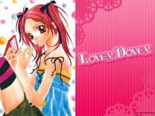 Wallpaper/fond d'écran Lovey Dovey / Lovey Dovey (Shōjo)
