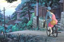 Wallpaper/fond d'écran Colline aux Coquelicots (La) / Coquelicots Zara Kara (Films d'animation)