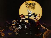 Wallpaper/fond d'écran Kingdom Hearts 2 /  (Jeux vidéo)