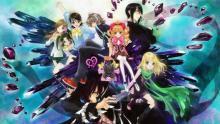 Wallpaper/fond d'écran Sacred Seven / Sacred Seven (Animes)