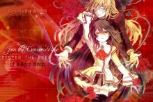 Wallpaper/fond d'écran Crimson Shell / Crimson Shell (Shōnen)