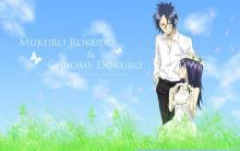 Wallpaper/fond d'écran Kateikyoshi Hitman Reborn / Kateikyoshi Hitman Reborn (Animes)