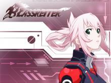 Wallpaper/fond d'écran Blassreiter / Blassreiter (Animes)