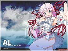 Wallpaper/fond d'écran Kishin Houkou Demonbane / Kishin Houkou Demonbane (Animes)