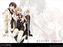 Wallpaper/fond d'écran Bloody Cross / Bloody Cross (Shōnen)