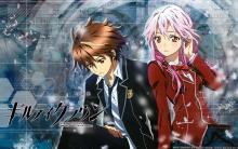 Wallpaper/fond d'écran Guilty Crown / Guilty Crown (Animes)