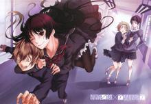 Wallpaper/fond d'écran Tasogare Otome X Amnesia / Tasogare Otome X Amnesia (Animes)