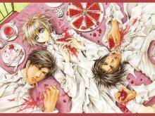 Wallpaper/fond d'écran No Money - Okane ga Nai / Okane ga Nai (Yaoi/Yuri)