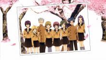 Wallpaper/fond d'écran Hitohira / Hitohira (Animes)