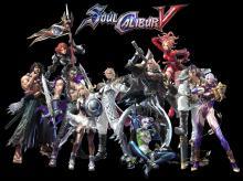 Wallpaper/fond d'écran Soul Calibur V /  (Jeux vidéo)