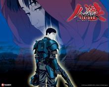 Wallpaper/fond d'écran Jin Roh, la brigade des loups / Jin Roh (Films d'animation)