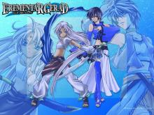 Wallpaper/fond d'écran Elemental Gerad Flag of BlueSkye / Elemental Gerad Flag of BlueSkye (Shōnen)