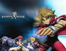 Wallpaper/fond d'écran Elemental Gerad / Elemental Gerad (Animes)