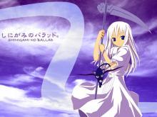 Wallpaper/fond d'écran Shinigami no Ballad / Shinigami no Ballad (Animes)