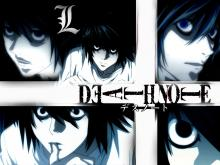Wallpaper/fond d'écran Death Note / Death Note (Animes)