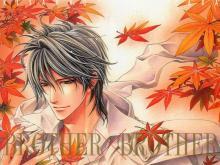 Wallpaper/fond d'écran Brother X Brother / Kyoudai Gentei! Brother x Brother (Yaoi/Yuri)