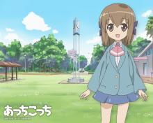 Wallpaper/fond d'écran Acchi Kocchi / Acchi Kocchi (Animes)