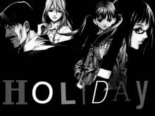 Wallpaper/fond d'écran Mad World - Holiday / Shissou Holiday (Shōnen)