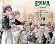 Wallpaper/fond d'écran Emma / Eikoku Koi Monogatari Emma (Seinen)