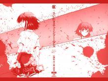 Wallpaper/fond d'écran Carnage à la Tronçonneuse / Saitama Chainsaw Shoujo (Shōnen)