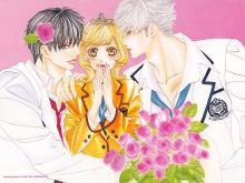 Wallpaper/fond d'écran Gakuen Ouji - Playboy Academy / Gakuen Ouji (Shōjo)