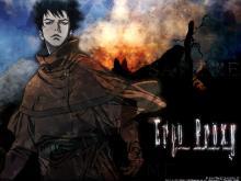 Wallpaper/fond d'écran Ergo Proxy / Ergo Proxy (Animes)