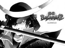Wallpaper/fond d'écran Sengoku Basara 2 / Sengoku Basara 2 (Seinen)