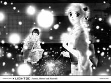 Wallpaper/fond d'écran Hotaru / Hotaru no Hikari (Josei)