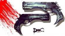 Wallpaper/fond d'écran DMC Devil May Cry /  (Jeux vidéo)