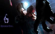 Wallpaper/fond d'écran Resident Evil 6 /  (Jeux vidéo)