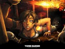 Wallpaper/fond d'écran Tomb Raider / Tomb Raider (Jeux vidéo)