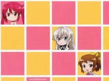 Wallpaper/fond d'écran Haiyore! Nyaruko-san / Haiyore! Nyaruko-san (Animes)