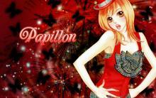 Wallpaper/fond d'écran Papillon / Papillon - Hana to Chou (Shōjo)