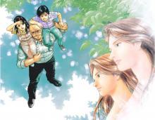 Wallpaper/fond d'écran Sous un Rayon de Soleil / Komorebi no Moto de... (Shōnen)