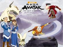 Wallpaper/fond d'écran Avatar - le Dernier Maître de l'Air / Avatar: The Last Airbender (Animes)