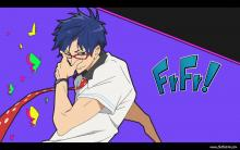 Wallpaper/fond d'écran FrFr! / FrFr! ~Free! Short Movie~ (OAV)