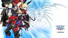Wallpaper/fond d'écran Blazblue Alter Memory / Blazblue Alter Memory (Animes)
