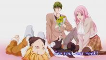 Wallpaper/fond d'écran Kuroko's Basket / Kuroko no Basuke - The Basketball which Kuroko plays. (Animes)