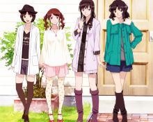 Wallpaper/fond d'écran Amagami SS / Amagami SS (Animes)