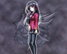 Wallpaper/fond d'écran Fortune Arterial / Fortune Arterial: Akai Yakusoku (Animes)