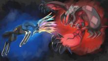 Wallpaper/fond d'écran Pokémon versions X et Y /  (Jeux vidéo)