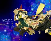 Wallpaper/fond d'écran Witchcraft Works / Witch Craft Works (ウィッチクラフトワークス) (Seinen)