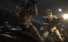 Wallpaper/fond d'écran Albator - Corsaire de l'Espace / Space Pirate Captain Harlock (Films d'animation)