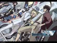 Wallpaper/fond d'écran Dimension W / Dimension W (ディメンションW) (Seinen)