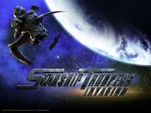 Wallpaper/fond d'écran Starship Troopers Invasion / Starship Troopers Invasion (Films d'animation)