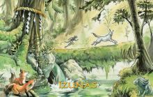 Wallpaper/fond d'écran Légende des Nuées Écarlates (La) –Izunas / La Légende des Nuées Écarlates – Izunas (Émules)